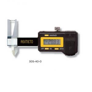 Thước cặp điện tử Asimeto có chốt chặn 305-40-0